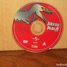 Cine: JURASSIC PARK 3 - SOLO DVD Y NADA MAS. Lote 291503193