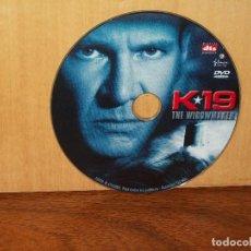Cine: K-19 THE WIDOWMAKER - SOLO DVD COMO NUEVO Y NADA MAS. Lote 291503428