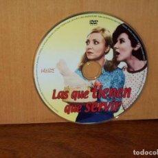 Cine: LAS QUE TIENEN QUE SERVIR CONCHITA VELASCO - SOLO DVD Y NADA MAS. Lote 291503953