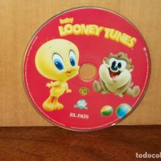 Cine: LOONEY TUNES BABY - SOLO DVD SIN NADA MAS. Lote 291837608