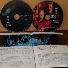 Cine: LUCES ROJAS - DOBLE DVD CON LIBRETO DE 35 PAGINAS - ROBERT DE NIRO - SIGOURNEY WEAVER. Lote 291838003