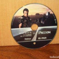 Cine: MAD MAX II EL GUERRERO DE LA CARRETERA - SOLO DVD SIN NADA MAS EDICION EL PAIS. Lote 291838293