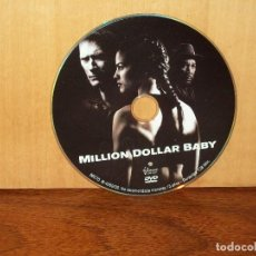 Cine: MILLION DOLLAR BABY - SOLO DVD SIN NADA MAS - CLINT EASTWOOD. Lote 291838958