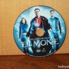 Cine: EL MONJE - SOLO DVD SIN NADA MAS. Lote 291839333