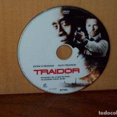 Cine: TRAIDOR - DON CREADLE - GUY PEARCE - SOLO DVD Y NADA MAS. Lote 291862858