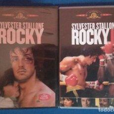 Cine: ENVIO INCLUIDO /// DVD PACK ROCKY 1 Y 2. Lote 291876343