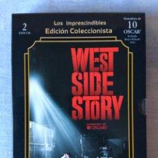 Cine: ENVIO INCLUIDO /// DVD WEST SIDE STORY. EDICION COLECCIONISTA 2 DISCOS CON LIBRITO. Lote 291983373