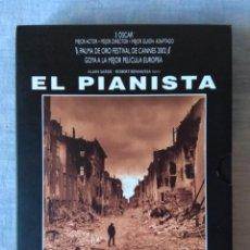 Cine: ENVIO INCLUIDO /// DVD EL PIANISTA. DIGIPACK 3 DISCOS. Lote 291984348