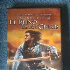 Cine: ENVIO INCLUIDO /// DVD EL REINO DE LOS CIELOS. Lote 292054363