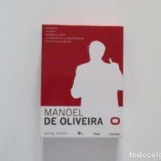 Cine: MANOEL DE OLIVEIRA - INITIAL SERIES - EDICION LIMITADA - 5 DVD - COLECCIONISTAS. Lote 292209638