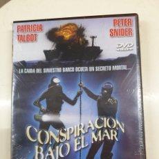 Cine: CONSPIRACION BAJO EL MAR PRECINTADA // PATRICIA TALBOT / PETER SNIDER. Lote 292292363