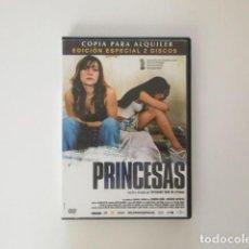 Cine: PRINCESAS - LEON DE ARANOA - CANDELA PEÑA - EDICIÓN ESPECIAL 2 DISCOS. Lote 292395088