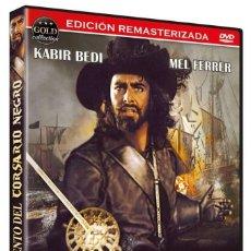 Cine: EL JURAMENTO DEL CORSARIO NEGRO (1976). Lote 292511593