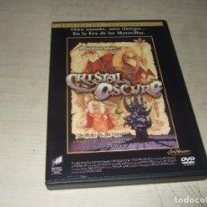 Cine: DVD PELICULA CRISTAL OSCURO - EDICION DEL COLECCIONISTA. Lote 292613153