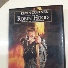 Cine: ROBIN HOOD PRINCIPE DE LOS LADRONES // KEVIN COSTNER. Lote 293198293