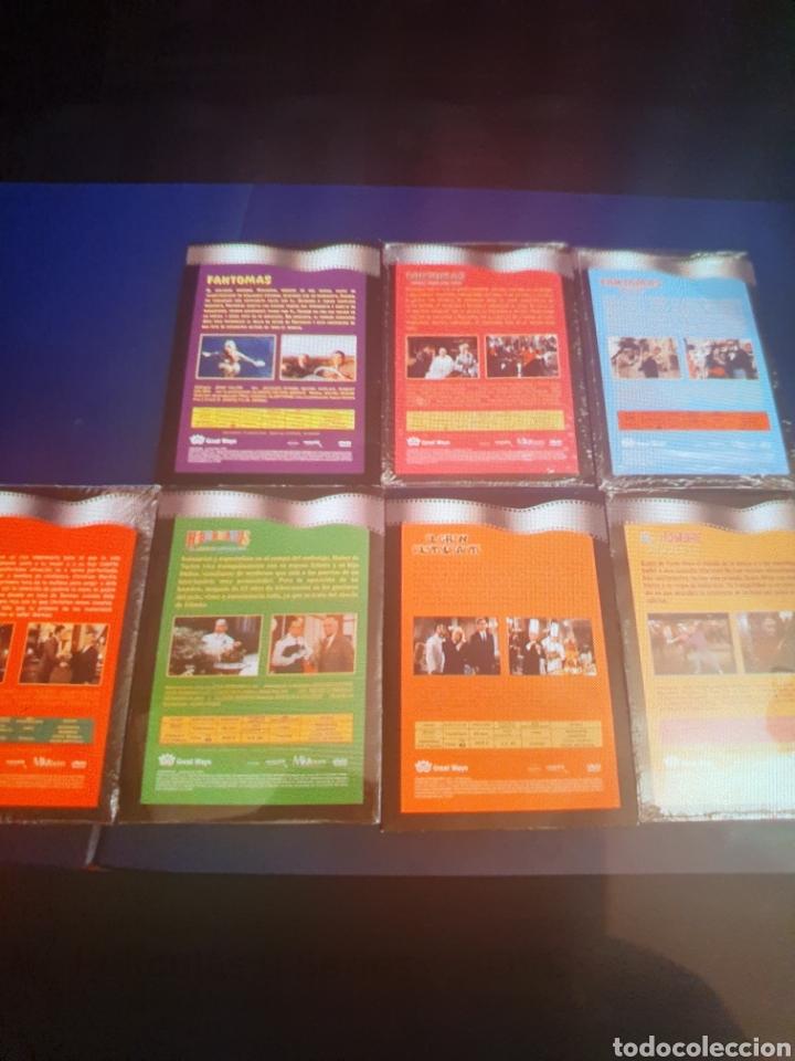 Cine: FANTOMAS DE LOUIS DE FUNES 7 DVDS - Foto 2 - 293537088