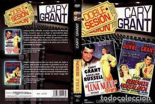 DOBLE SESION CARI GRANT (Cine - Películas - DVD)