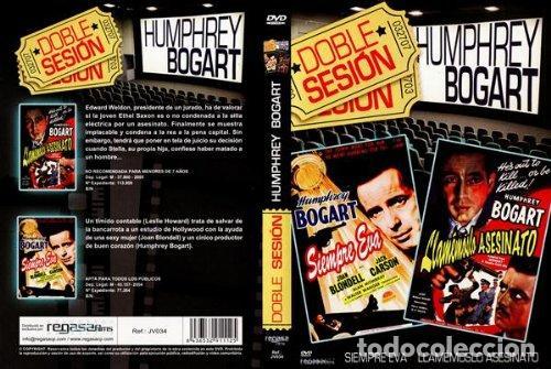 DOBLE SESION DE HUMPHREY BOGART (Cine - Películas - DVD)