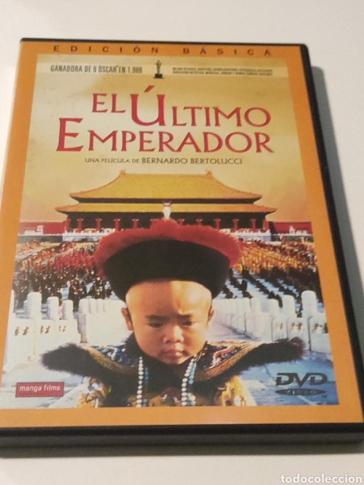 B3. EL ÚLTIMO EMPERADOR. SIEMPRE EL MEJOR PRECIO (Cine - Películas - DVD)