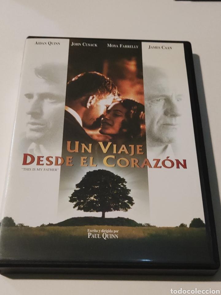 B3. UN VIAJE DESDE EL CORAZÓN. SIEMPRE EL MEJOR PRECIO (Cine - Películas - DVD)