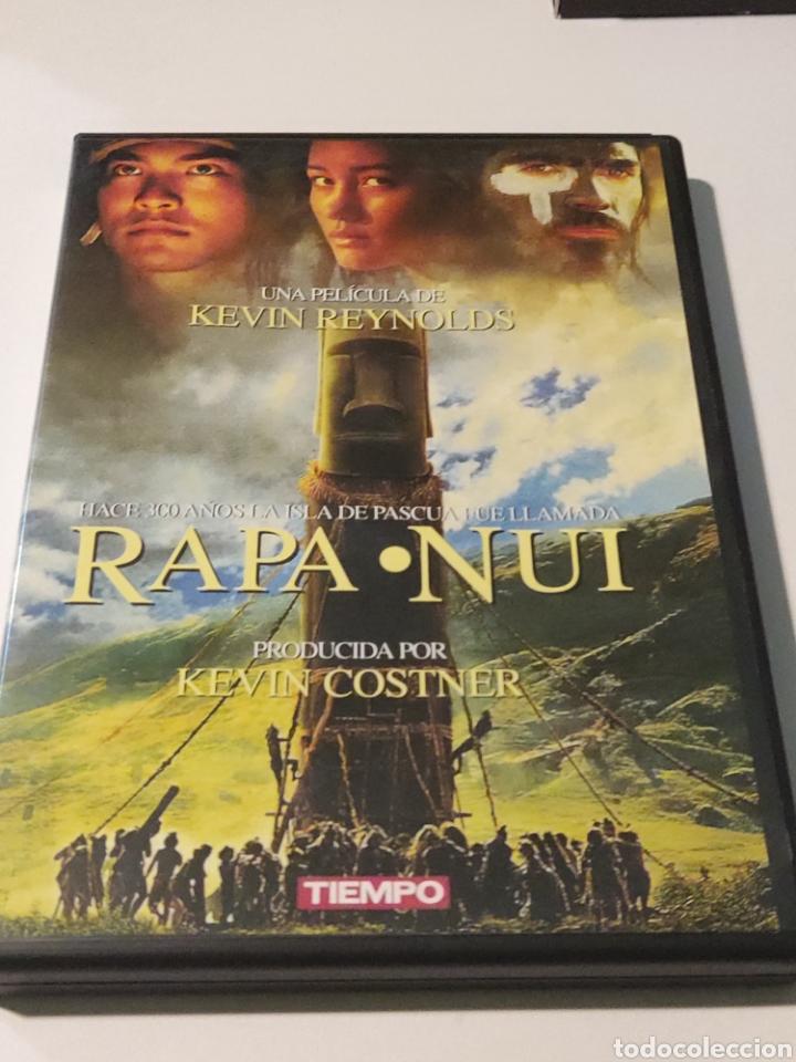 B3. RAPA NUI. SIEMPRE EL MEJOR PRECIO (Cine - Películas - DVD)