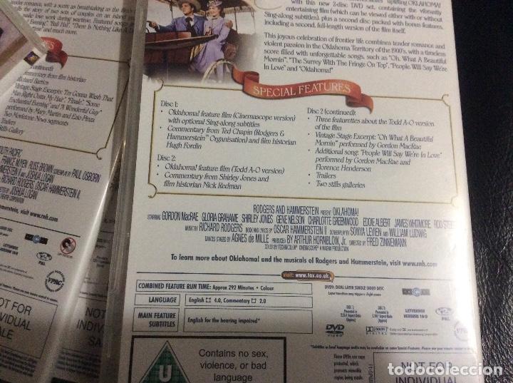 Cine: Musicales Rodgers Hammerstein celebration musical 6 film en 12 dvd ingles muchos extras - Foto 4 - 293667043