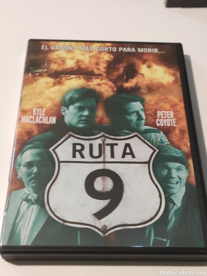 B4. RUTA 9. SIEMPRE EL MEJOR PRECIO (Cine - Películas - DVD)