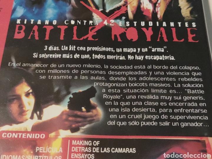 Cine: B4. Battle Royale. Siempre el mejor precio - Foto 2 - 293667913