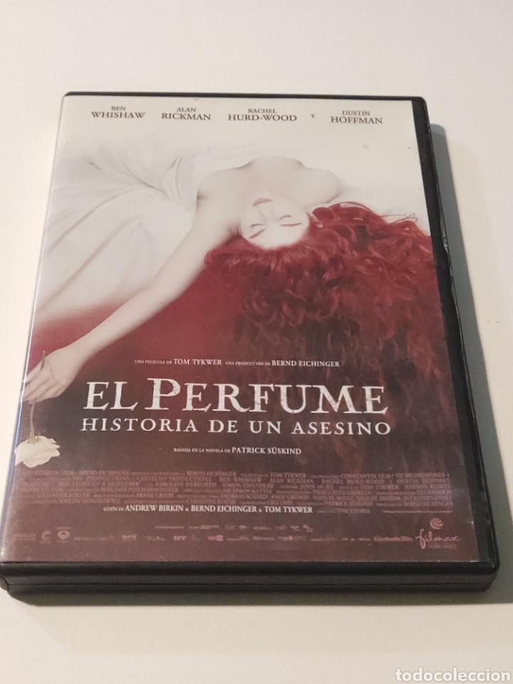 B4. EL PERFUME. SIEMPRE EL MEJOR PRECIO (Cine - Películas - DVD)