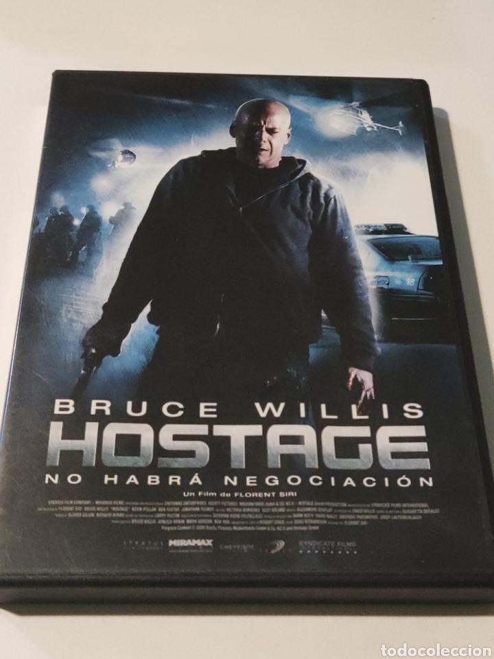 B4. HOSTAGE. SIEMPRE EL MEJOR PRECIO (Cine - Películas - DVD)