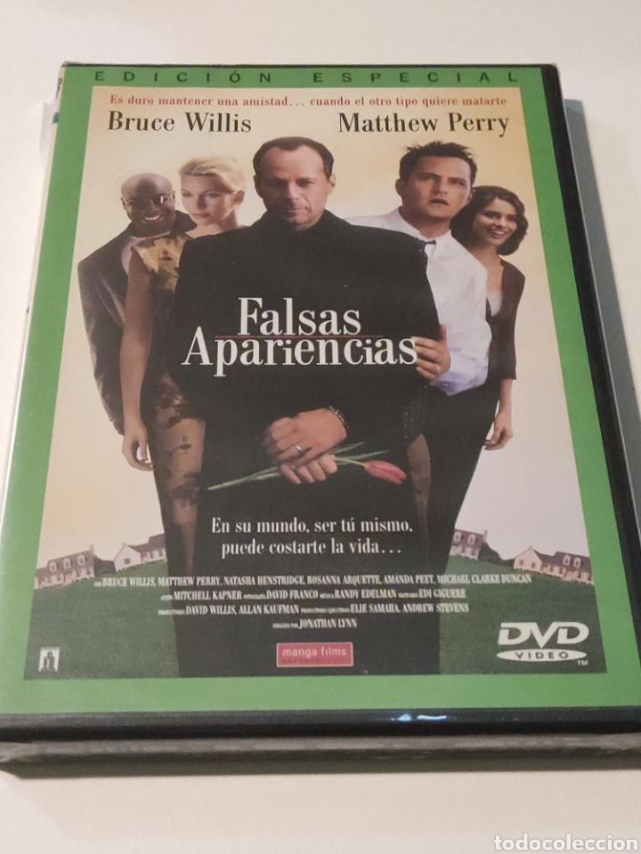 B4. FALSAS APARIENCIAS. EDICIÓN ESPECIAL. SIEMPRE EL MEJOR PRECIO (Cine - Películas - DVD)