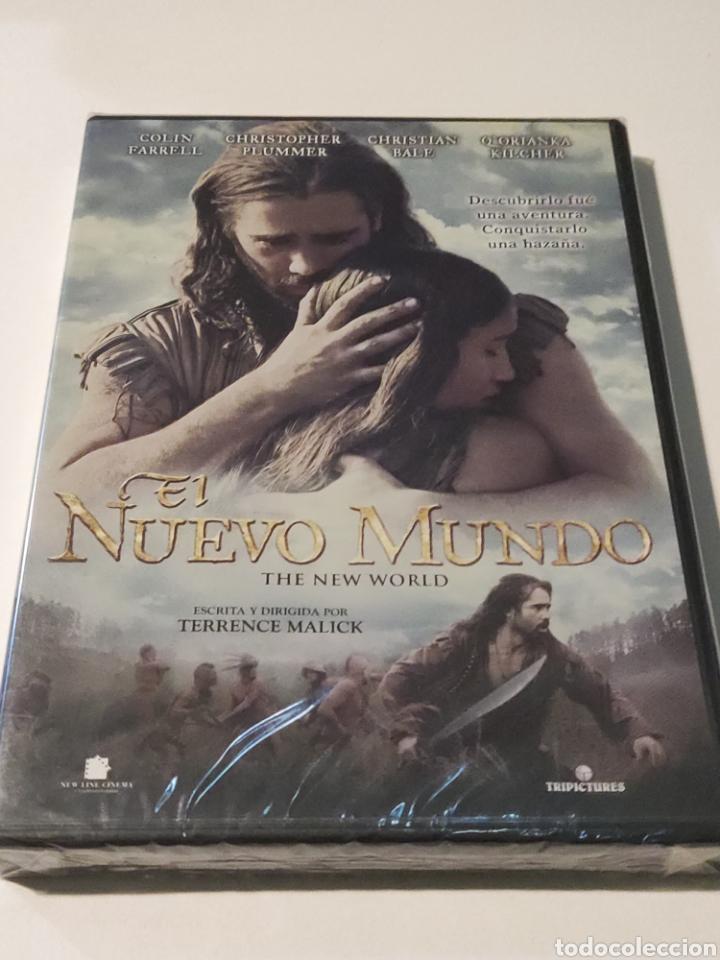 B4. EL NUEVO MUNDO. SIEMPRE EL MEJOR PRECIO (Cine - Películas - DVD)