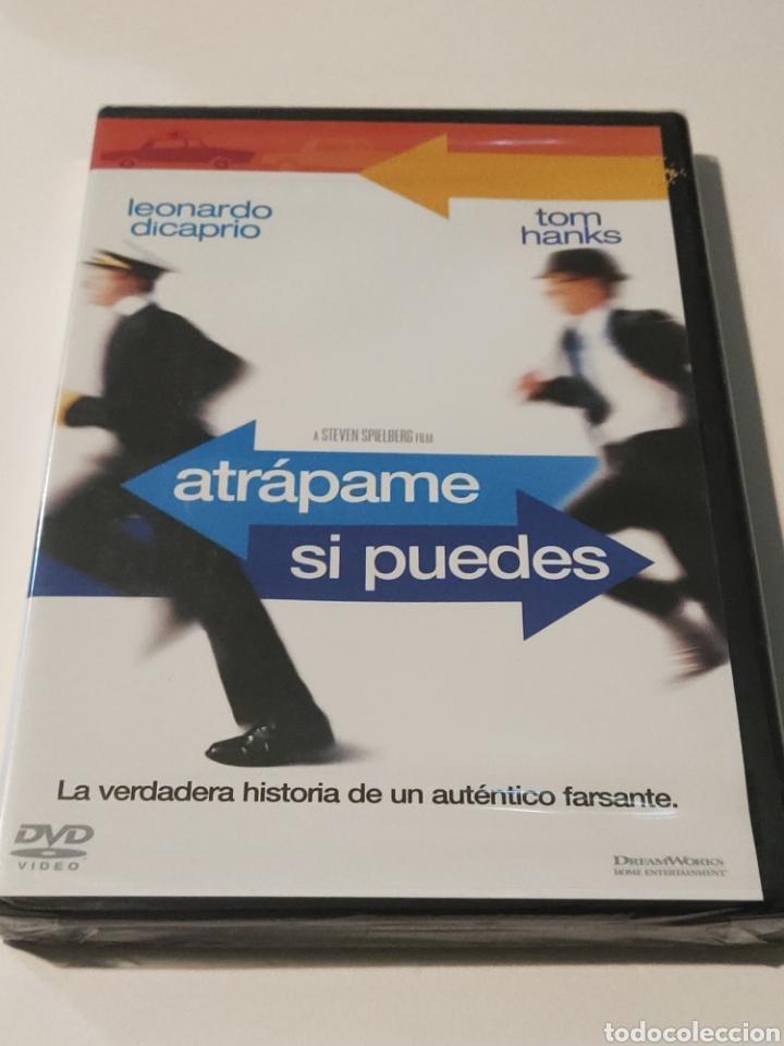 B4. ATRÁPAME SI PUEDES. SIEMPRE EL MEJOR PRECIO (Cine - Películas - DVD)