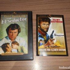 Cine: EL SEDCUTOR EDICION ESPECIAL DVD + LIBRO 16 PAG. COMO NUEVA. Lote 293718353