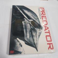 Cine: REF 15817 PREDATOR TRILOGÍA -DVD NUEVO PRECINTADO. Lote 293746878