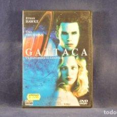 Cine: GATTACA - DVD. Lote 293777103