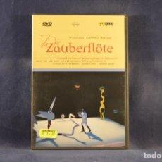 Cine: DIE ZAUBERFLÖTE - DVD. Lote 293778603