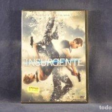 Cine: INSURGENTE - DVD. Lote 293779063