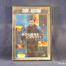 Cine: THE BOURNE IDENTITY - DVD. Lote 293779573
