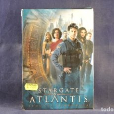 Cine: STARGATE O ATLANTIS - SEGUNDA TEMPORADA - 5 DVD. Lote 293780723