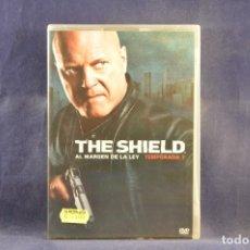 Cine: THE SHIELD AL MARGEN DE LA LEY - TEMPORADA 7 - 4 DVD. Lote 293781543