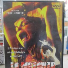 Cine: LA MATANZA DE TEXAS - ORIGINAL - TOBE HOOPER - MANGA FILMS. Lote 293797063