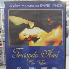 Cine: TERCIOPELO AZUL - BLUE VELVET - DAVID LYNCH - OBRA MAESTRA. Lote 293797323