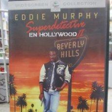 Cine: SUPER DETECTIVE EN HOLLYWOOD II - ESPECIAL BEVERLY HILLS - EDDIE MURPHY. Lote 293800163