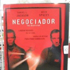 Cine: EL NEGOCIADOR - SAMUL L JACKSON - KEVIN SPACEY. Lote 293804213