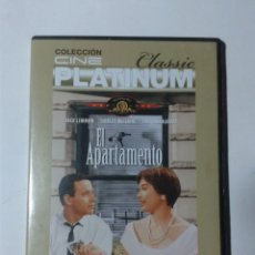 Cine: EL APARTAMENTO - DVD SLIM. Lote 293817123