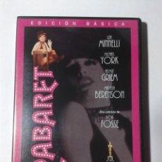 Cine: CABARET - DVD. Lote 293817263
