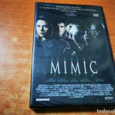 Cine: MIMIC DVD PRECINTADO 2011 ESPAÑA GUILLERMO DEL TORO MIRA SORVINO JEREMY NORTHAM JOSH BROLIN. Lote 293817693