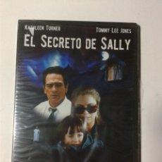 Cine: EL SECRETO DE SALLY - TOMMY LEE JONES - DVD NUEVO PRECINTADO SLIM. Lote 293817968
