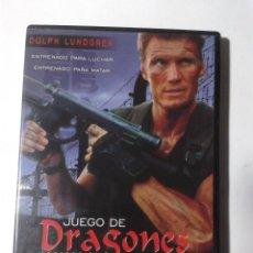 Cine: JUEGO DE DRAGONES - DVD. Lote 293818623